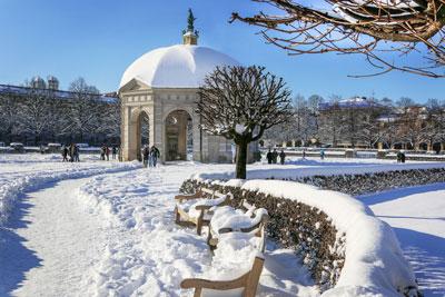 Winterdienst Osnabrück | Garten Straten